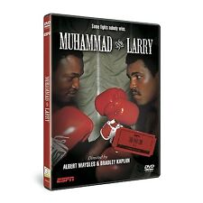 ESPN 30 for 30 Muhammad Ali and Larry Holmes DVD Boxing