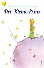 Der Kleine Prinz (Mit den farbigen Zeichnungen des Verfassers) von Antoine de Saint-Exupery (2015, Taschenbuch)