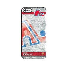 iPhone SE 5 5S SE - NHL Hockey Quebec Nordiques Ice Rink Cell Phone Case NIP