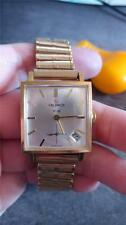 NICE VINTAGE HELBROS WRISTWATCH MADE IN FRANCE WITH DATE