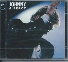 Johnny Hallyday à Bercy 87  2 CD Neuf sous cellophane