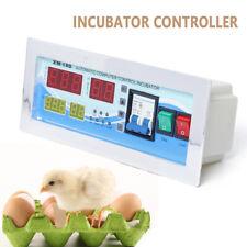 Xm-18D Digital Incubator Automatic Hatcher Brooder Temperature Humidity 4 Screen