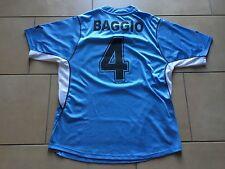 DINO BAGGIO SS LAZIO MAGLIA CALCIO PUMA STAGIONE 2001 / 2002 OTTIMO STATO tg. L