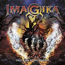 Imagika : Only Dark Hearts Survive CD Album Digipak (2019) ***NEW*** Great Value