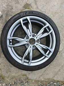 "18"" Genuine BMW 1 Series M135i M140i Alloy Wheel 436M 7847413 7.5J 2"