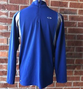 Youth C9 Champion Mock Neck 1/4 Zip - Duo Dry Jacket - Size L