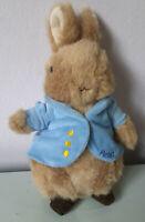 Peter Rabbit Beatrix Potter Bunny Plush Soft Stuffed Animal Toy Doll