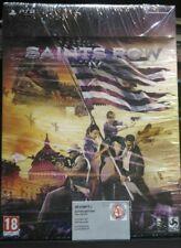 SAINTS ROW IV WUB WUB COLLECTOR'S EDITION PS3 NUOVO PAL ITA.