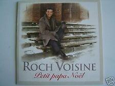 ROCH VOISINE PETIT PAPA NOEL CD SINGLE