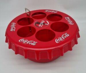 Coca Cola Kühlbox für 6 Dosen/Flaschen Alfi mit Kühlelementen und Flaschenöffner