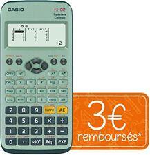 Calculatrices Casio à plus de 3 format de poche