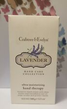 CRABTREE EVELYN LAVENDER AGE DEFYING  HAND REMEDY CREAM 3.4oz **NEW IN BOX**