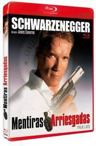 True Lies Blu Ray  Arnold Schwarzenegger