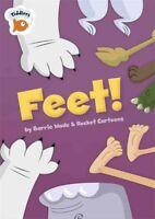Feet! by Barrie Wade 9781445145006 (Hardback, 2016)