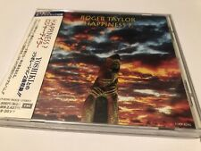 Queen Roger Taylor Happiness Japan Promo Cd Album Near Mint Tocp-8290