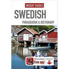 Insight Guides Phrasebooks: Swedish - Paperback NEW Insight Guides  2015-07-01