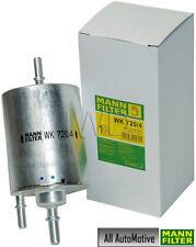Fuel Filter fits AUDI A4 A4Q R8 RS4 S4 S6 S8 OEMANN WK720/4 4F0201511E