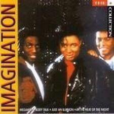 Imagination Collection (7 tracks, 1981-89) [CD]