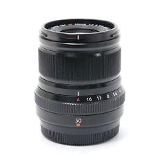FUJIFILM Fuji Fujinon XF 50mm F/2 R WR Black #212