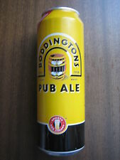 "Russia. Beer can empty 1 pinta "" Boddingtons "". Pub Ale.  4,7% alcohol."