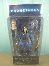 "NECA PROMETHEUS Series 4 LOST WAVE Dr. Elizabeth Shaw 7"" Action Figure BNIB"