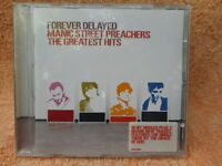 MANIC STREET PREACHERS FOREVER DELAYED THE GREATEST HITS C.D. NEW