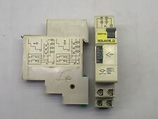 Square d/schneider CDT116 16AMP relais temporisé