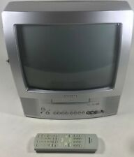 """Toshiba 13"""" Color TV Built-in DVD Combo Player MD13P3 Gaming Monitor w/ Remote"""