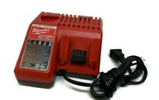 New Milwaukee 48-59-1812 M12 and M18 18V Battery Charger Lithium Geniune