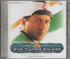 maa tujhhe salaam /universal  cd /india made