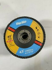 New listing 4.5 Inch Flap Discs Sanding Grinding Wheels Assorted 10 pieces