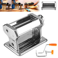 Stainless Steel Pasta Lasagne Spaghetti Noodle Maker Machine Kitchen Tool