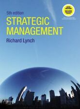 Strategic Management with Strategic Management Companion Website Student Access
