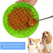 Slow Feeder Dog Bowl Small Cat Eating Interactive Puzzle Dish Feed Anti Choke