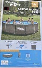 "Summer Waves Swimming Pool 14'x36"""