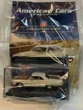 American Cars Collection n° 26 Chrysler 300 Hurst 1:43 DeAgostini