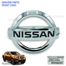 Front Logo Decal Badge For Nissan Navara Np300 D23 Emblem UTE Genuine OEM 16 17