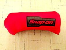 "Snap OnTools 1/2"" Drive Air Impact Wrench Gun PT850 Red Protective Boot"