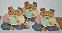 Boyds Bears & Friends, The Bearstone Collection Edition # 1E/2829 MINT Condition