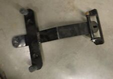 Harley Davidson Police Air Suspension Solo Seat T-Bar Support with mounts 2008+