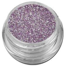 Muschelsplitter Crushed Shells Glitter Glitzer Lila Purple Nail Art #00211-09
