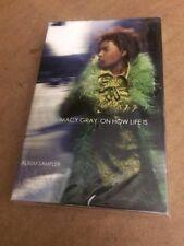 MACY GRAY ON HOW LIFE IS FACTORY SEALED CASSETTE ALBUM SAMPLER C21