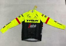 Men's Cycling Thermal Fleece Jersey Long Sleeve MTB Bicycle Jerseys Size S