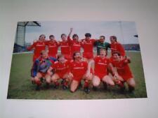 Liverpool FC 1985-86 première division Title équipe gagnante Photo Kenny Dalglish