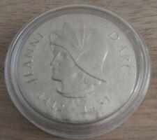 Pièce de 10 euros, FRANCE, 2016, Jeanne D'Arc 1412-1431, Orléans ,sous capsule