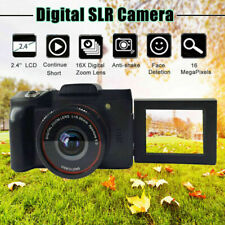 Digital SLR Camera 3.0 Inch TFT LCD Screen 16X Zoom HD 16MP 1080P Screen Selfie