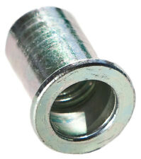 Threaded Rivet Nut Inserts... M8 ...  100 Pack  Rivnut, Nutsert, Captive Nut