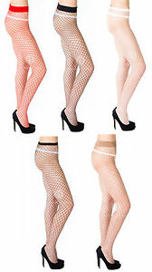 Sexy Tights Whale Net by Romartex -7 Various Colours ,Sizes S ,M , L, XL