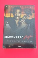 Beverly Hills Cop Collection (DVD) Three Movies Beverly Hills Cop I, II, III NEW
