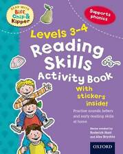 Oxford Reading Tree Read with Biff, Chip, and Kipper: Levels 3-4: Reading Skills